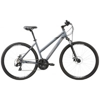 Велосипед Merida Crossway 10-MD Lady MattDarkGrey(Black/Grey) 2020