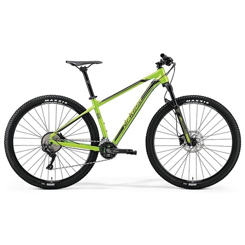 Велосипед Merida Big Nine 500 Green (Black)  2019