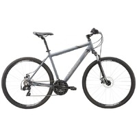 Велосипед Merida Crossway 10-MD MattDarkGrey(Black/Grey) 2020