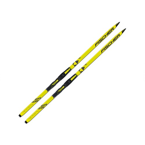 Лыжи Fischer SPRINT CROWN YELLOW JR N63319
