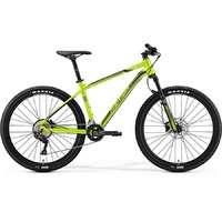 Велосипед Merida Big Seven 500 Green/Black 2019