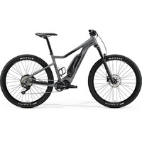 Велосипед Merida eBig.Trail 500 MattGrey/Black 2019