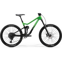 Велосипед Merida One-Sixty 3000 FlashyGreen/GlossyBlack 2020