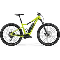Велосипед Merida eBig.Trail 600 SilkGreen/Black 2019