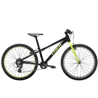Велосипед Trek'19 Wahoo 24 24 Trek Black/Volt KDS 24'