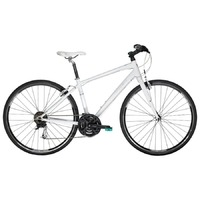 Велосипед Trek'14 7.3 FX WSD 19 Seeglass Trek White HBR 700C
