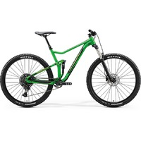 Велосипед Merida One-Twenty 9.400 GlossyGreen/Black 2020
