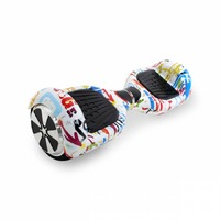 Гироборд Hoverbot A-3 Light white multicolor