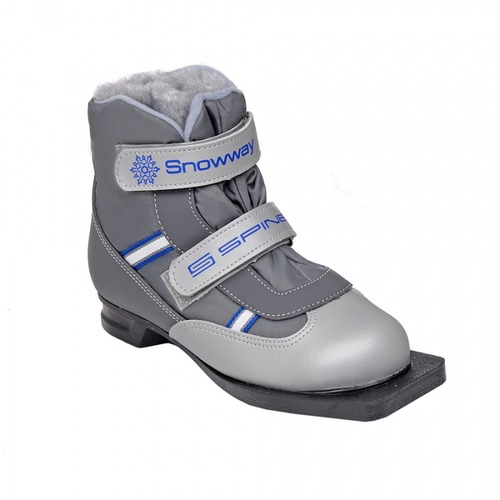 Ботинки 75 мм SPINE Kids Velcro 104 36-37р.